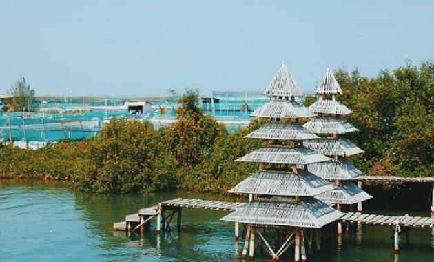 Lokasi pantai congot berada di desa jangkaran,kecamatan temon,kabupaten kulon progo,yogyakarta. Terletak di sebelah barat pantai glagah indah, panorama pantai congot sangatlah indah.