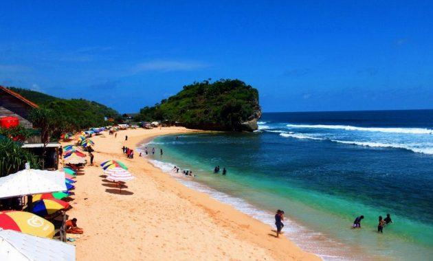 Pantai Indrayanti ,Tepus Gunung Kidul
