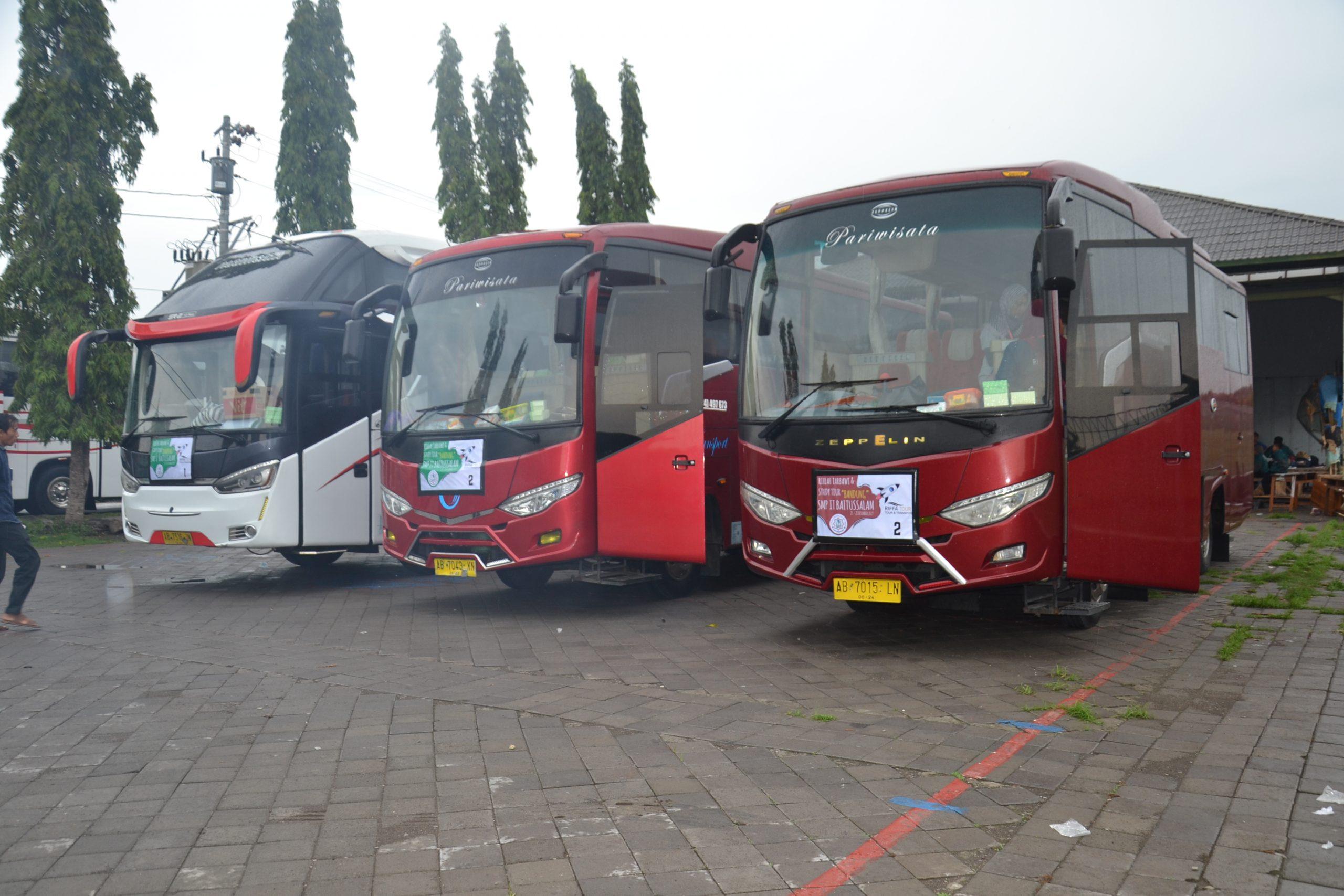 Tips Sewa Bus Pariwisata Jogja yang Harus Anda Ketahui